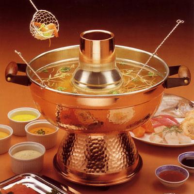 elektrischer mongolentopf chinesisches fondue kochgut. Black Bedroom Furniture Sets. Home Design Ideas